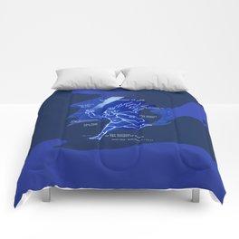 Warrior Girl 5 Comforters