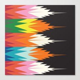 American Native Pattern No. 123 Canvas Print