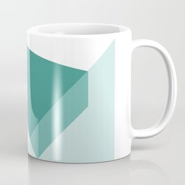 Triangles No6 Coffee Mug