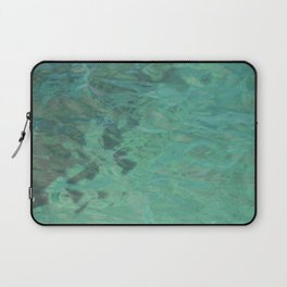 Shades of Teal Laptop Sleeve
