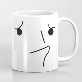 Sad Puppy Face Coffee Mug