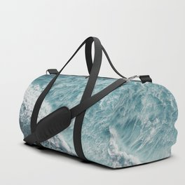 Saltwater Feelings Ocean Surf Duffle Bag