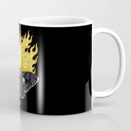 Moths to a Flame Coffee Mug