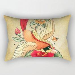 Free Bird Rectangular Pillow