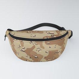 Desert Camouflage Fanny Pack