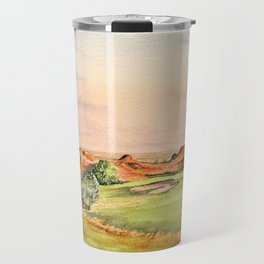 Arrowhead Golf Course Colorado Travel Mug