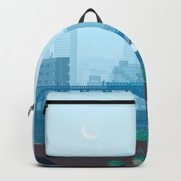 Seattle Morning Backpack