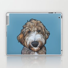 Seamus the Labradoodle Laptop & iPad Skin