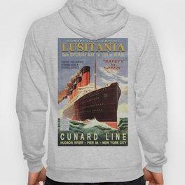Vintage poster - Lusitania Hoody
