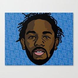 KDot Canvas Print