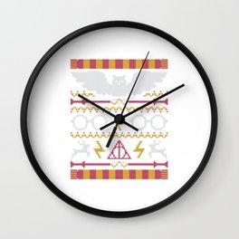 harry poter Wall Clock