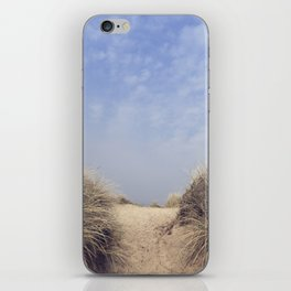 The Way To The Beach II iPhone Skin