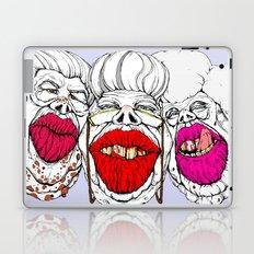 Old Babes Laptop & iPad Skin