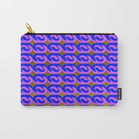 Modius Loop Blue/Lavender on Gold by aquamanofpdx