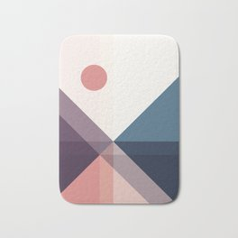 Geometric 1706 Bath Mat