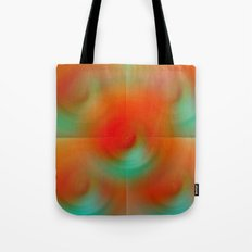 carrot and eggplant Tote Bag