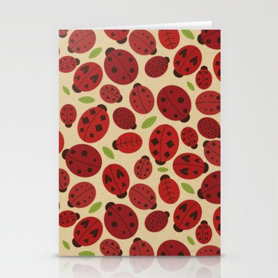 Ladybird Ladybird Stationery Cards