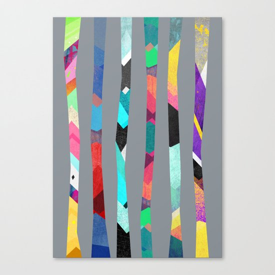 Trees - II Canvas Print