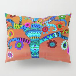 MHURI TREE OF LIFE Pillow Sham