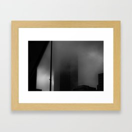 Dallas Ephemeral, No. 10 Framed Art Print
