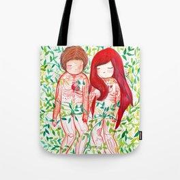 Paar Tote Bag