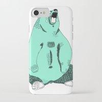 beer iPhone & iPod Cases featuring Beer by Leen Dejonghe