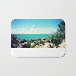 True Beauty Bath Mat