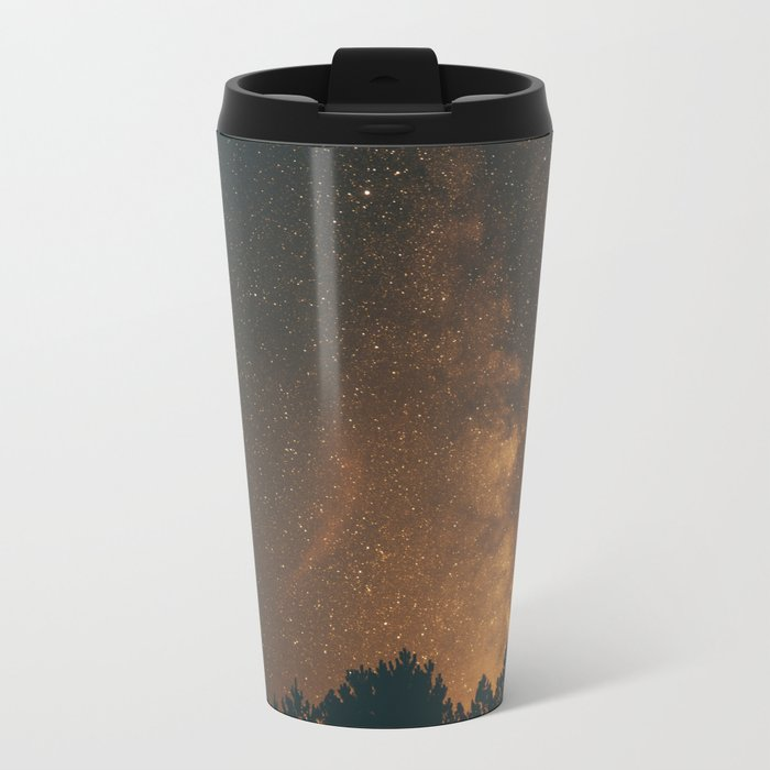 Make a wish Metal Travel Mug