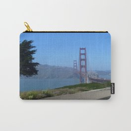 Golden Gate Bridge from the Presidio Carry-All Pouch