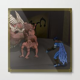 Soul Reaver - Do you not recognize me, brother? Metal Print