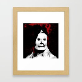 The Man Who Looks a Little Bit Like David Hasselhoff Framed Art Print