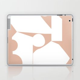 Shape study #16 - Inside Out Collection Laptop & iPad Skin