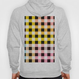 Colorful Checker 05 Hoody