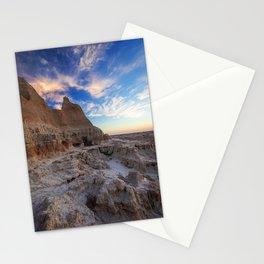 Badlands, South Dakota Stationery Cards