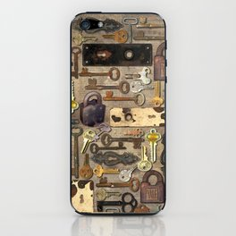 Lock iPhone Skin