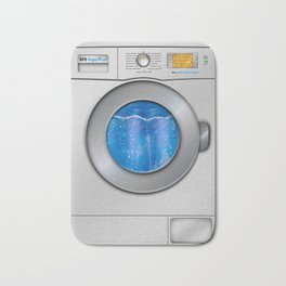 Washing Machine Bath Mat
