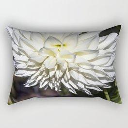 Dahlia / In The Garden / 26 Rectangular Pillow