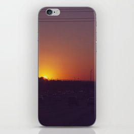 Route 80 iPhone Skin