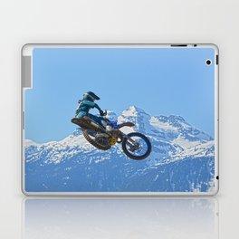 Revelstoke Ride - MotoX Racing in British Columbia Laptop & iPad Skin