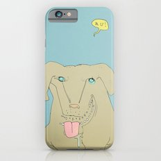 Dogdy dog iPhone 6s Slim Case