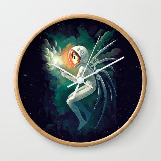 Contact Wall Clock