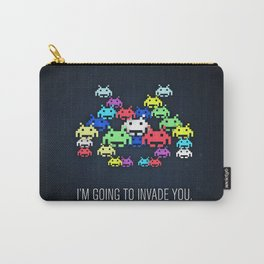invader boss Carry-All Pouch