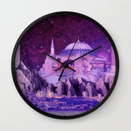 Hipsterland - Istambul Wall Clock
