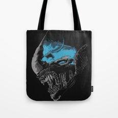 On A Dark Moon. Tote Bag