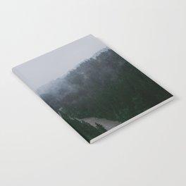 Bavarian Fog Notebook
