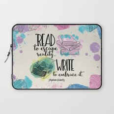 Write to Embrace design Laptop Sleeve