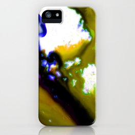 Abstract Bliss 3C by Kathy Morton Stanion iPhone Case