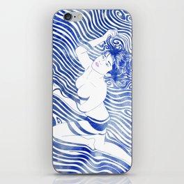 Water Nymph XVII iPhone Skin