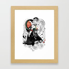 Creative Slavery Framed Art Print
