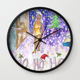 Merry Christmas - For $20 Wall Clock